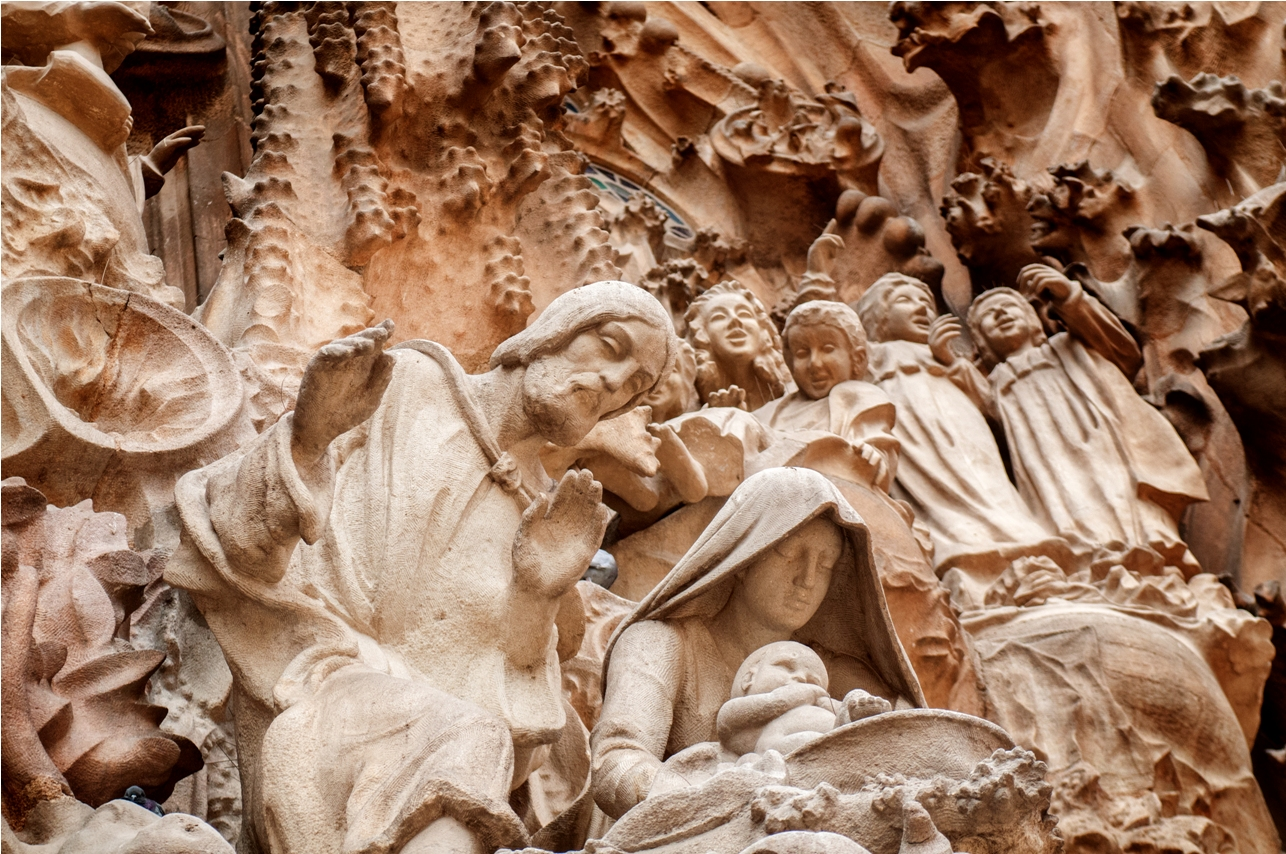Tour Gaudí: Sagrada Familia