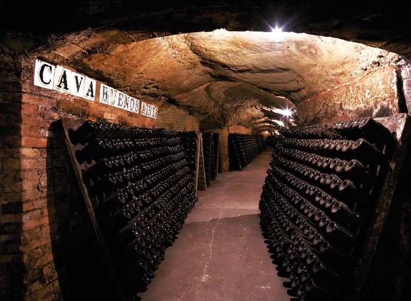 Visita a Montserrat i les Caves Codorníu