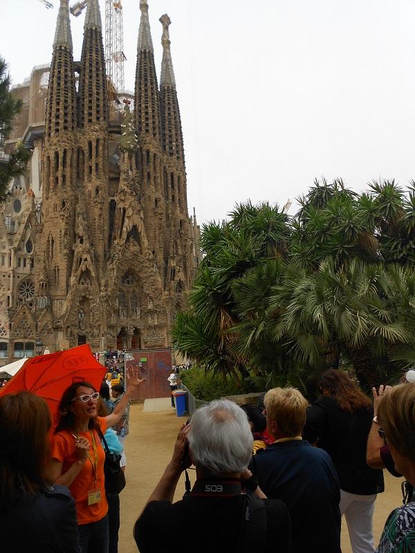 Gaudí – Visita a la Sagrada Família