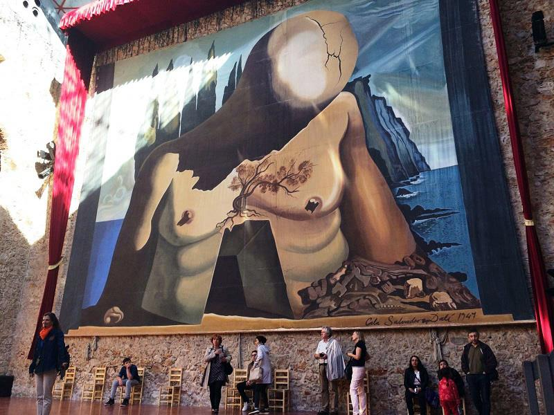 The Dalí Museum Tour by high-speed train