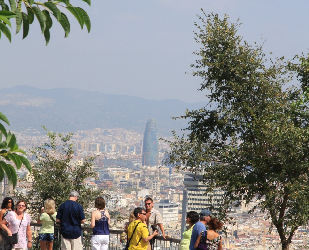 The Montjuïc & Panoramic Tour