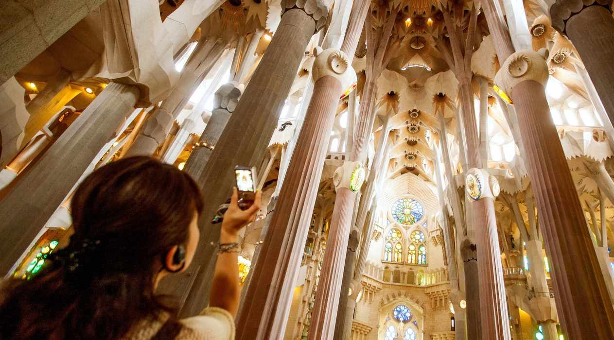 OFFRE Gaudí : Park Güell + Sagrada Família