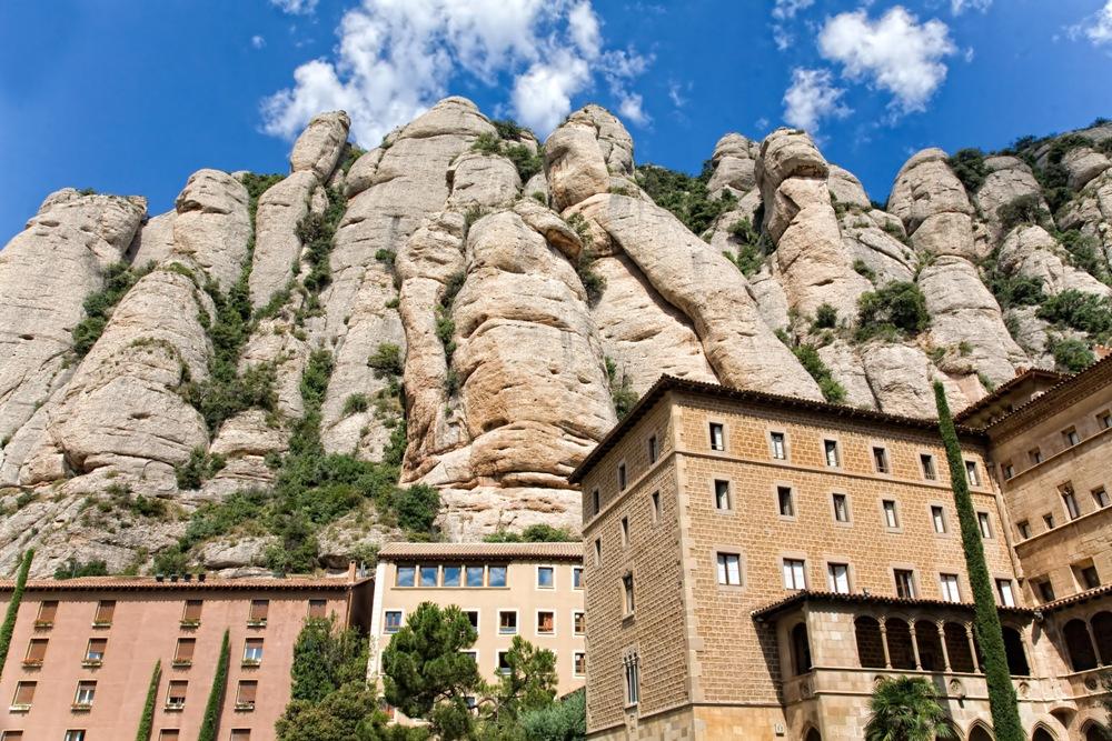 OFFRE : Montserrat & Codorníu + Sagrada Família