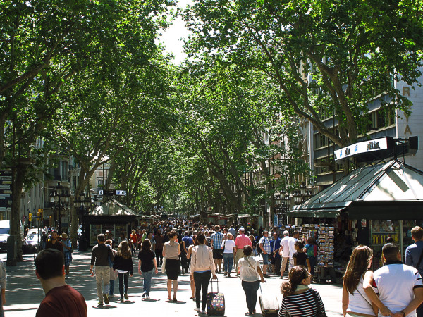 Private La Rambla & Gothic Quarter – Walking Tour
