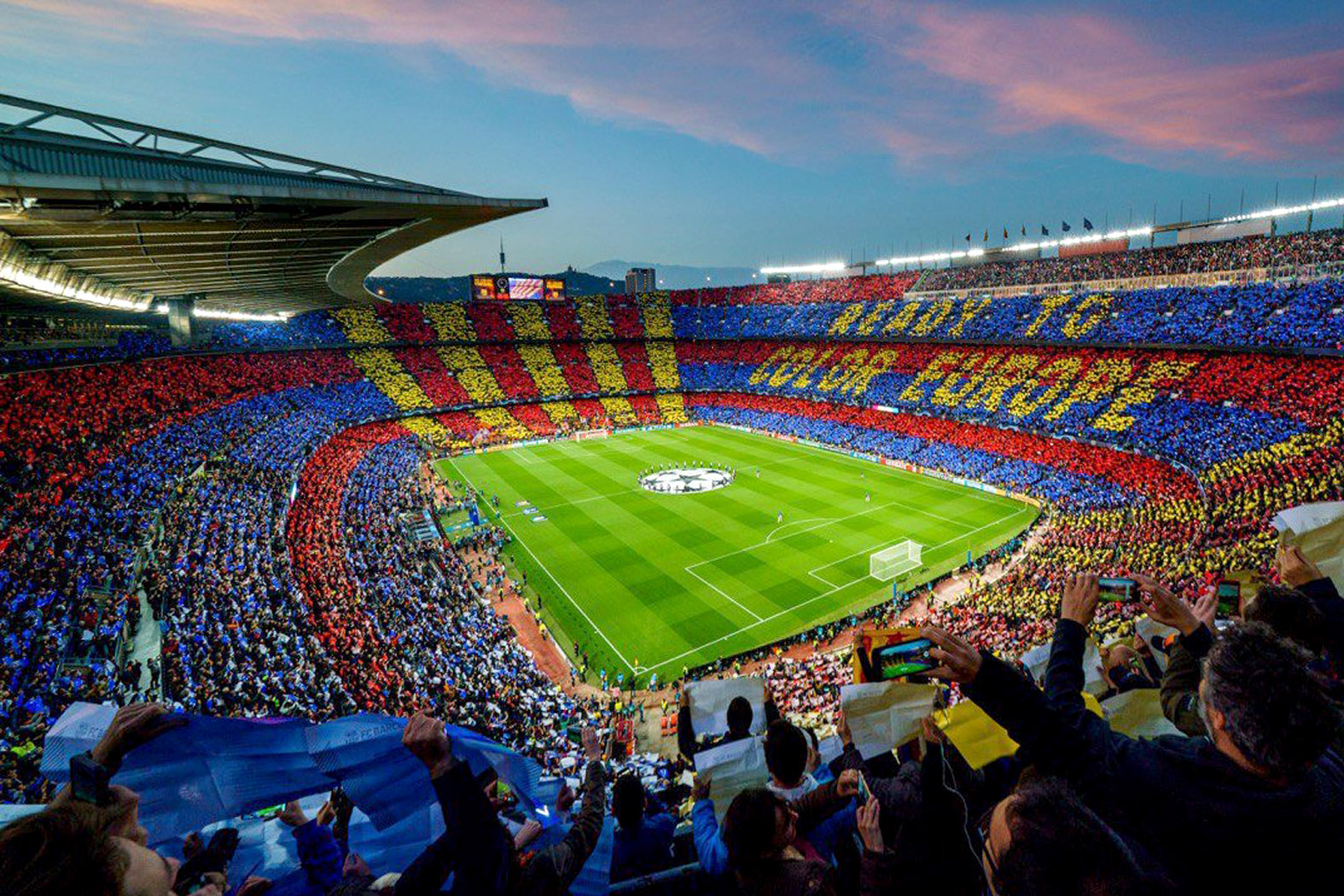 Football Club de Barcelone: Vivez un match mémorable !