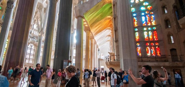 Tour Gaudi: Casa Batlló + Sagrada Familia