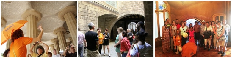 Barcelona Guide Bureau - 5 star tours