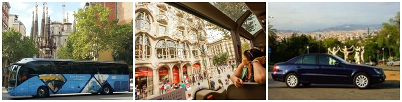 Barcelona Guide Bureau Luxury Transport