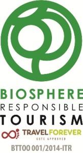 Biosphere Responsible Tourism + GSTC BGB