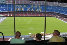Private Camp Nou Barcelona & Olympic Games