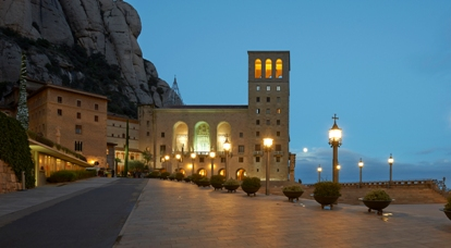 Magical night in Montserrat