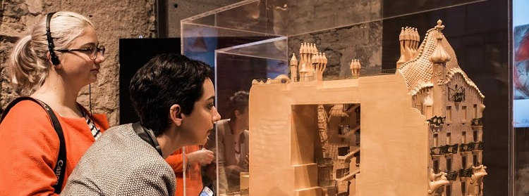 Gaudí Exhibition Center – Skip the line tickets