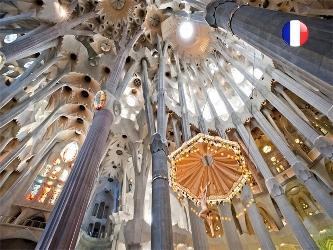 Le Passeig de Gracia et la visite de la Sagrada Família