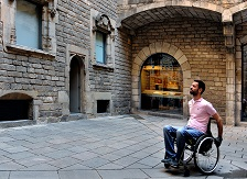 Easy Gòtic: ruta guiada accessible