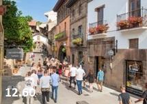 Poble Espanyol en Montjuïc