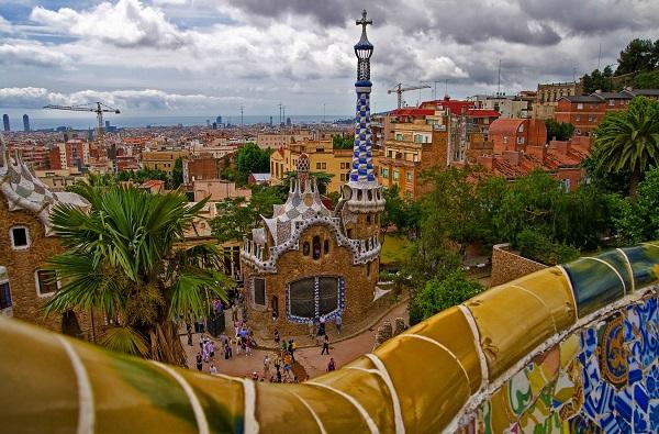 Gaudí – Visite Guidée du Park Güell