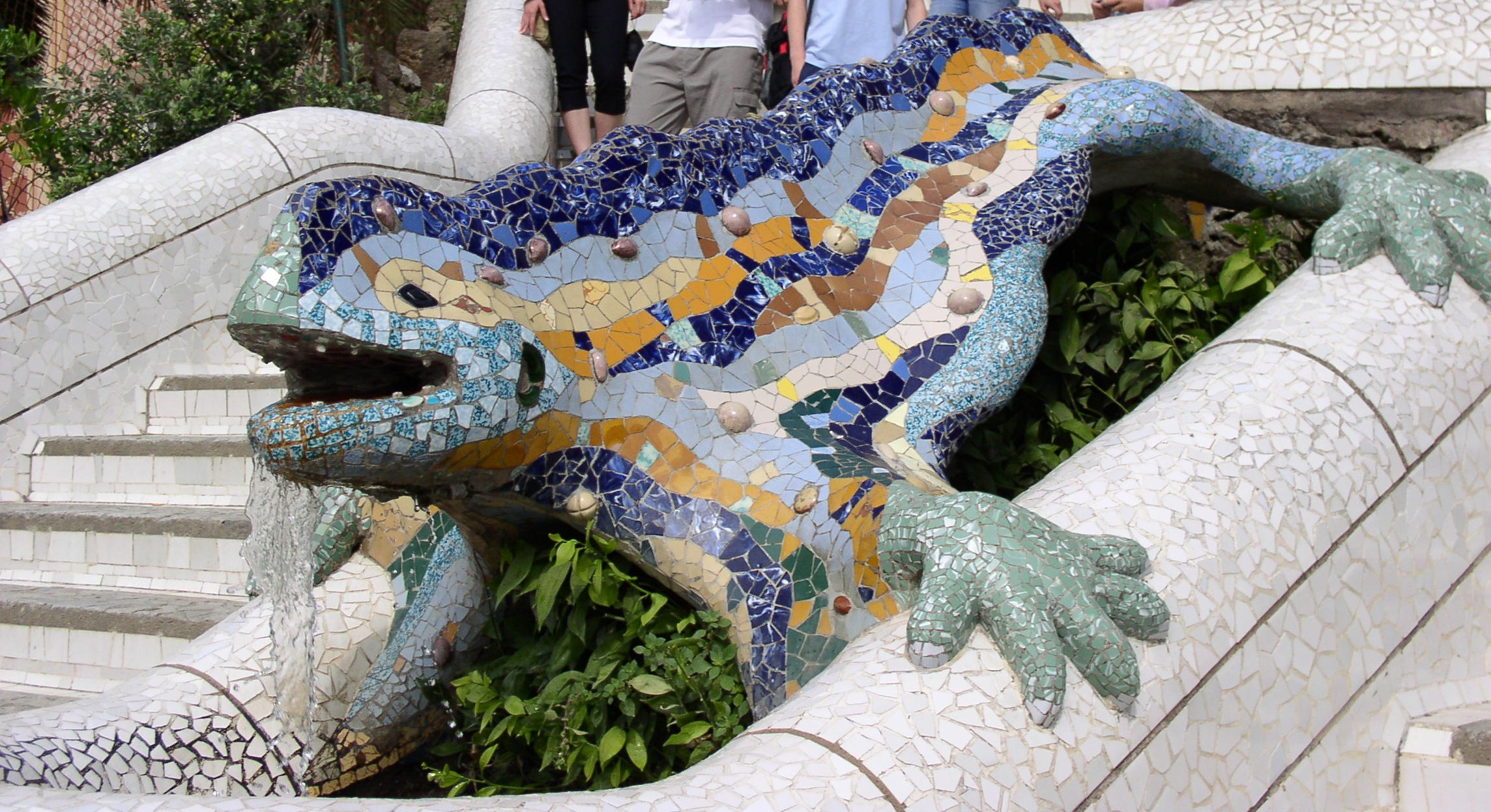 Gaudí – The Park Güell Tour