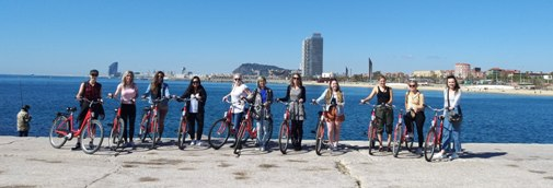 Daily Bike Tour Barcelona
