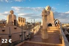 La Pedrera – Casa Milà de Gaudí