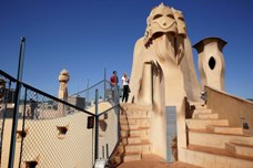 The Gaudí Plus tour: Park Güell & La Pedrera (Casa Milà)