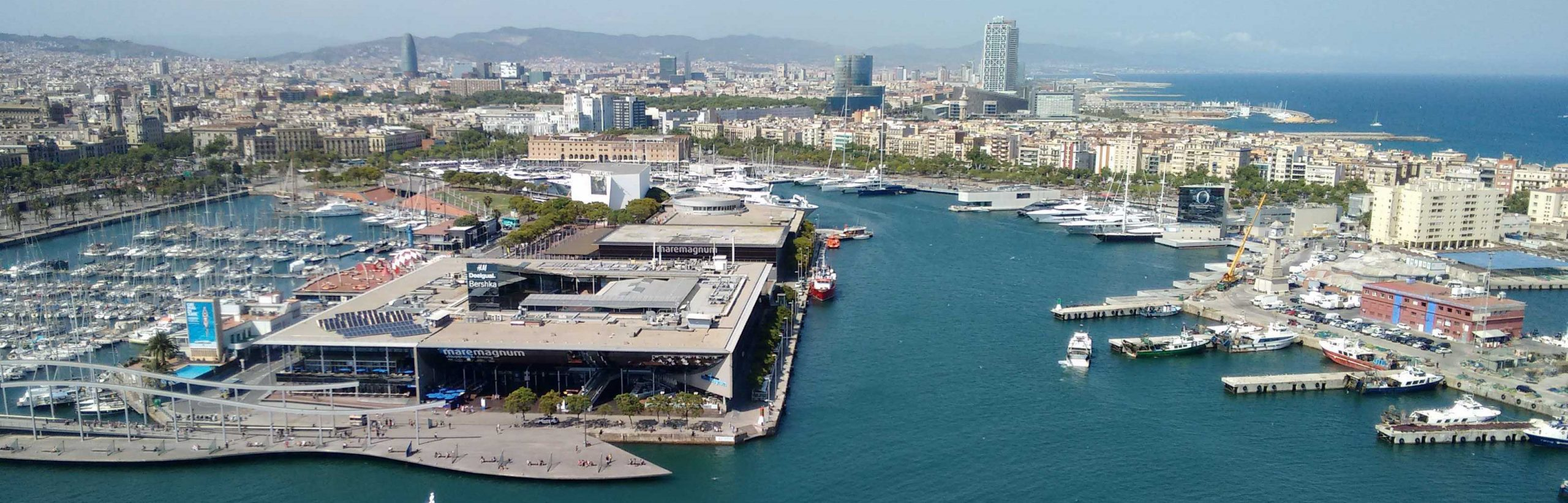 Expérience en hélicoptère – La côte de Barcelone