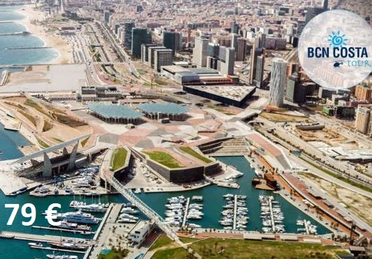 Helicopter Experience – BCN Costa Tour
