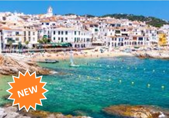 Tour to the heart of Costa Brava: Peratallada & Calella de Palafrugell